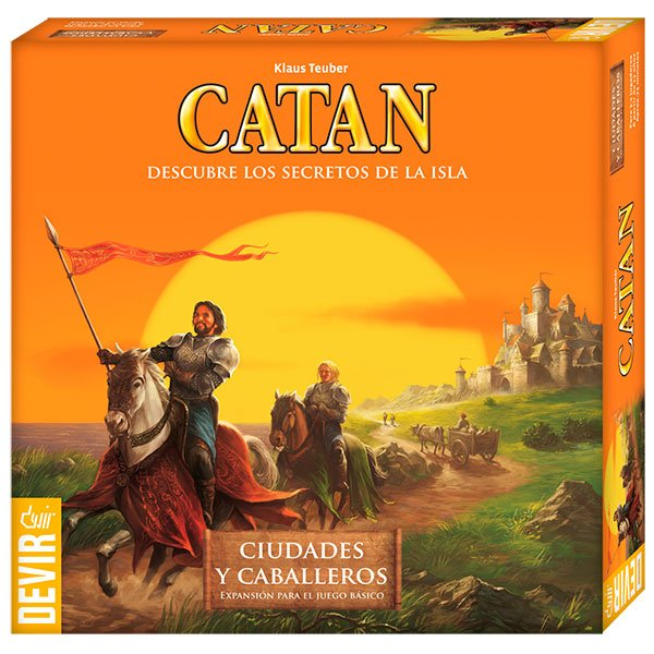 Catan-CiudadesYCaballeros