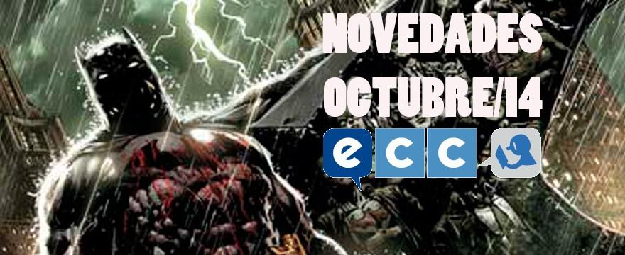 Novedades ECC OCTUBRE 2014