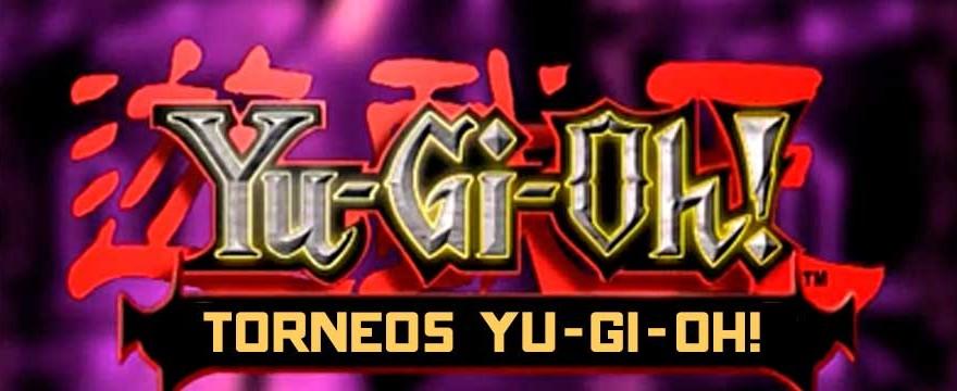 TORNEOS YU-GI-OH! NOVIEMBRE 2014