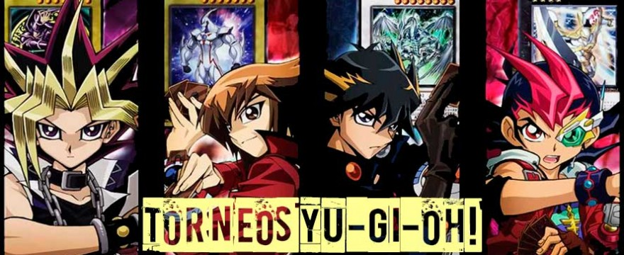 TORNEOS YU-GI-OH!