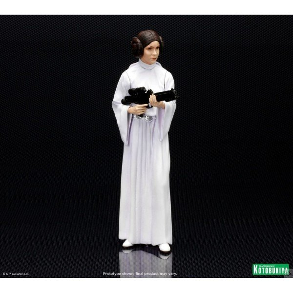 star-wars-pack-de-2-estatuas-artfx-luke-skywalker-princesa-leia-15-cm