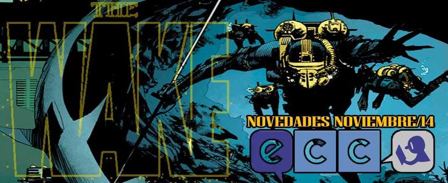 NOVEDADES ECC NOVIEMBRE 2014